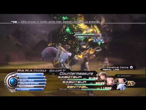 Final Fantasy XIII-2 - Yomi