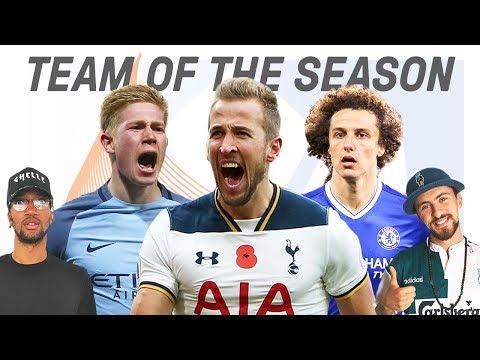 Revealed: Premier League Team of the Season