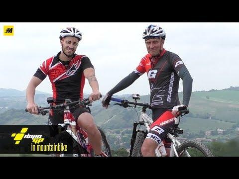 DopoGP in MTB - Andrea Dovizioso