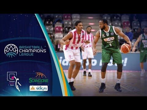 Telekom Baskets Bonn v Sidigas Avellino - Full Game - Basketball Champions League