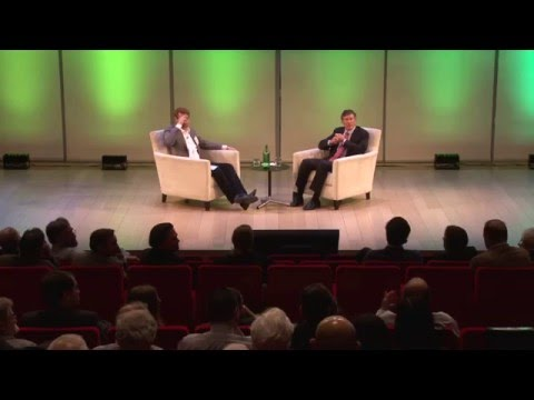The Second Machine Age NY 2014: Fireside Chat with John Thain