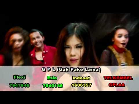Riri Maysyuri - GPL (Gak Pake Lama)