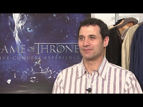 'Game of Thrones' composer hears in colors