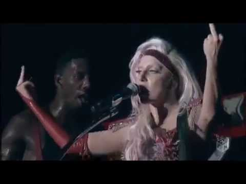 Lady Gaga - Money Honey (Summer Sonic August, 2009)