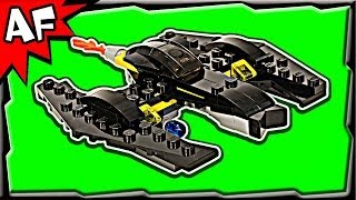 Batman Batwing 30301 Lego Dc Super Heroes Animated Building Review