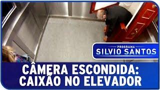 Câmera Escondida: Caixão no Elevador