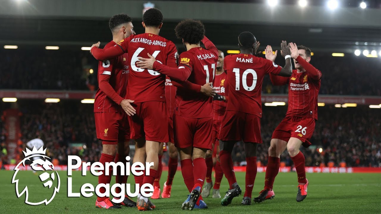Instant reactions to Liverpool's win against West Ham | Premier League | NBC Sports