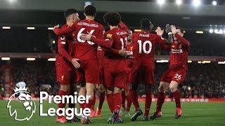 Instant reactions to Liverpool's win against West Ham | Premier League | NBC Sports
