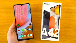 Samsung Galaxy A42 5G Unboxing & First Impressions!