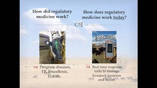 Dr. Keith Roehr - Animal Disease Traceability In Colorado - State Veterinarian Panel Discussion