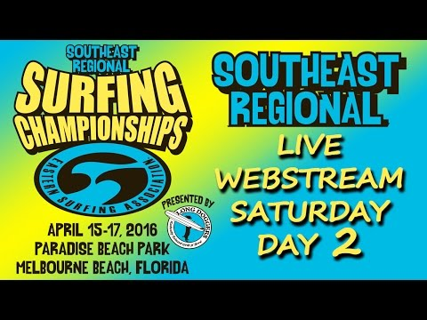 South East Regional Saturday April 16, 2016 - Day 2