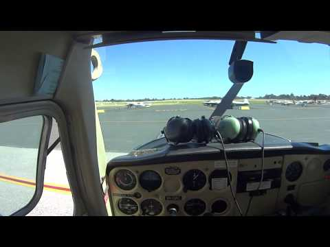 Scenic, Aerobatics hands on flight from Jandakot (JAD) Rottnest, Fremantle Part 1