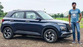 Hyundai Venue Diesel - 1.4 CRDI Underpowered?   Faisal Khan