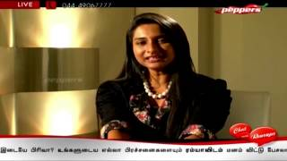 Chat with Ramya - Tamil Serial Actress Ramya | Chat With Ramya | 3rd January 2014