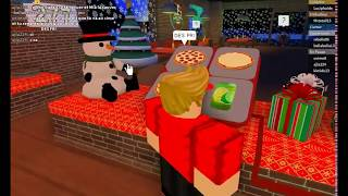 I'm a manager, but... Roblox 🍕Works In A Pizzeria (still French)