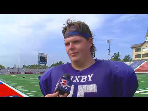 Oklahoma State commit anchors strong offensive line