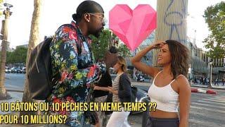 POURRAIS TU TE FAIRE DÉFONCER PAR 10 GARS/FEMMES EN MÊME TEMPS POUR 10 MILLIONS EUROS ??????#2.0