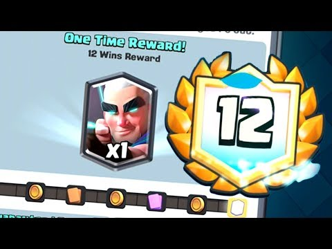 HOW TO GET 12 WINS (MAGIC ARCHER DRAFT CHALLENGE) | Clash Royale