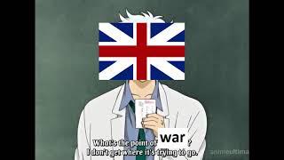 När Storbritannien anfaller Spanien med trade conflict
