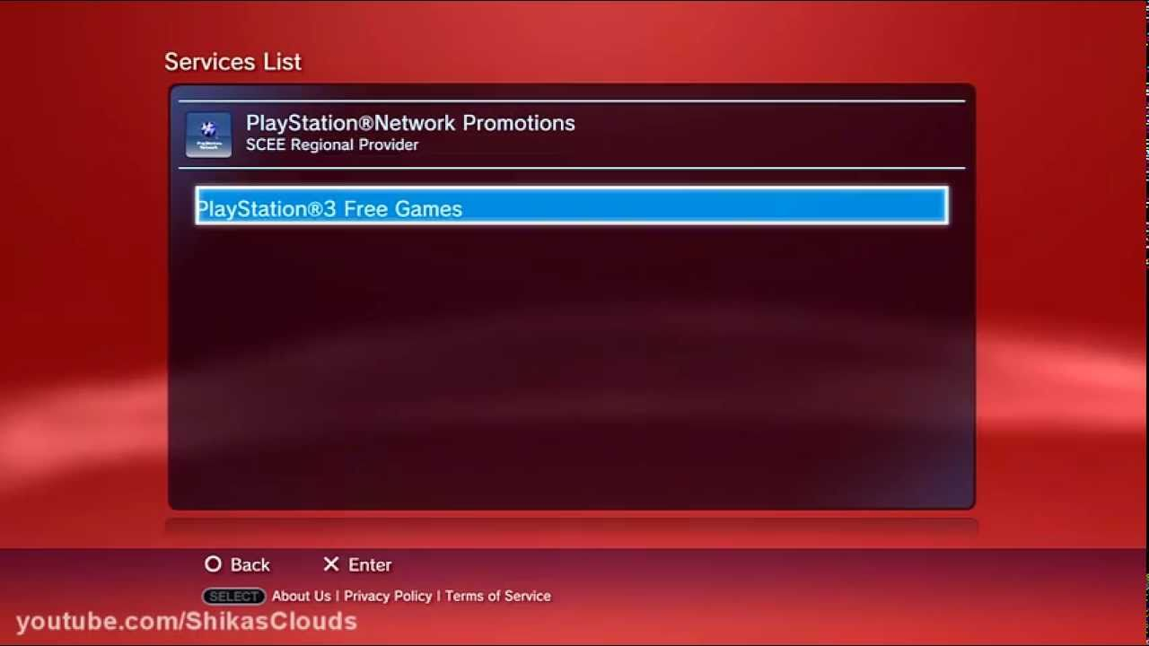 ps3 network free games