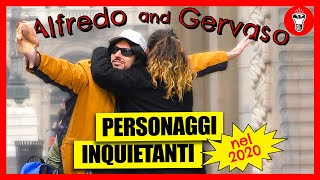 Personaggi Inquietanti tra i Milanesi 2020 - [Candid Camera] - theShow