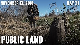 Public Land Day 31: Hunting Rut Funnels | Midwest Whitetail