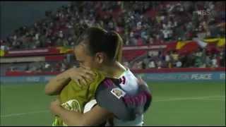 2015 여자월드컵 스페인, 한국 경기
