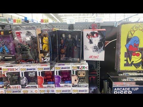Toy Hunting NECA At Walmart