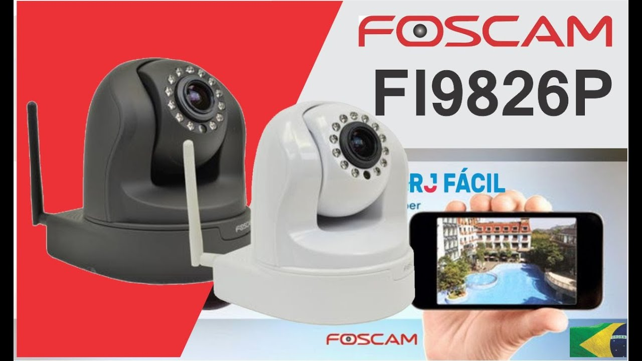 Foscam FI9826P IP Camera Windows 8 Drivers Download (2019)