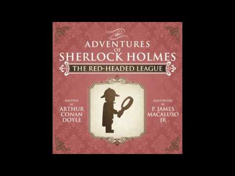 Learn Listening English - The Adventures Of Sherlock Holmes -  The Red Headed League