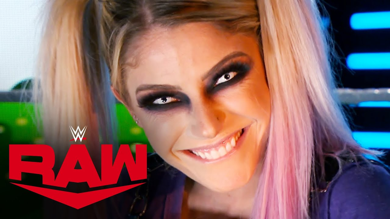 Alexa Bliss explains The Fiend was just trapped: Raw, Mar. 29, 2021