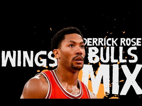 Derrick Rose Bulls Mix