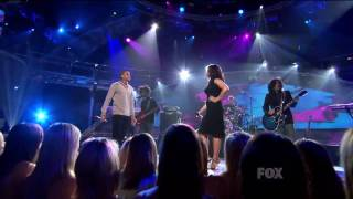 Jordin Sparks Feat Chris Brown - No Air (American Idols)