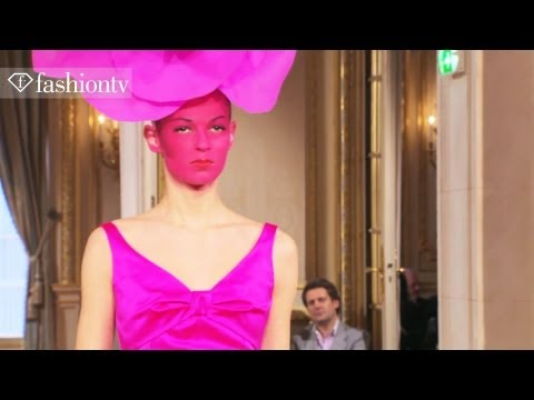 Alexis Mabille Spring 2012 Show at Paris Couture Fashion Week | FashionTV – FTV