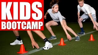 Kids Bootcamp Weight Loss Program at Max's Best Bootcamp Danbury CT | Best Workout for Kids