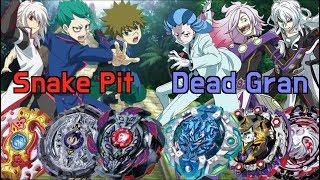 [Snake pit VS Dead Grand ] 스네이…