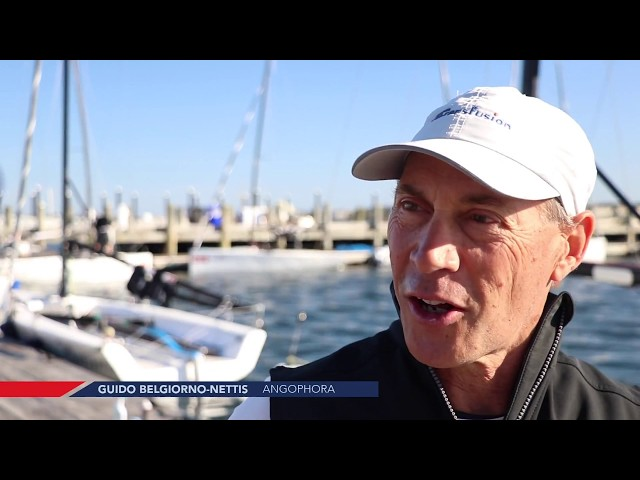 2017 Melges 20 Worlds // Day 0
