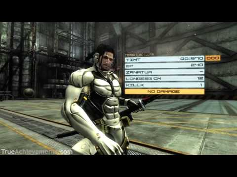 Jetstream Sam DLC - Boss Fights No Damage, S Rank (Revengeance)