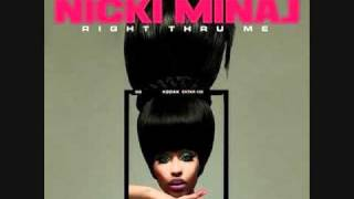 Nicki Minaj- Right Thru Me [Bass Boosted & Lyrics]
