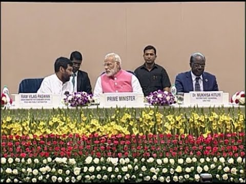 PM Modi inaugurates International Conference on Consumer Protection
