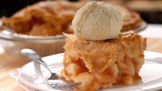 Apple Pie Ala Mode