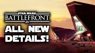 star wars battlefront 3 news new maps blast mode team deathmatch revealed new powerups