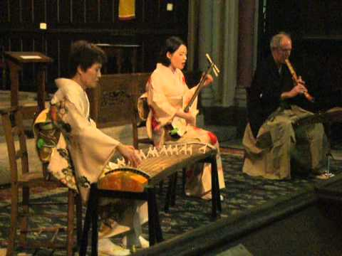 The Anglo-Japanese Collective - Dec 9, 2011 - St Dunstan's in the West, London