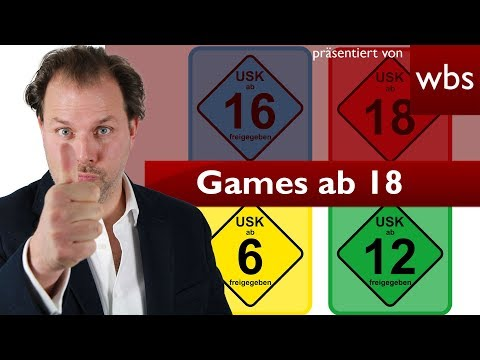 Spiele ab 18 - Darf ich die spielen, wenn meine Eltern ja sagen? | Rechtsanwalt Christian Solmecke