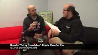 BTV Short Pour: Dirty Sunshine Black Blonde Tasting Notes