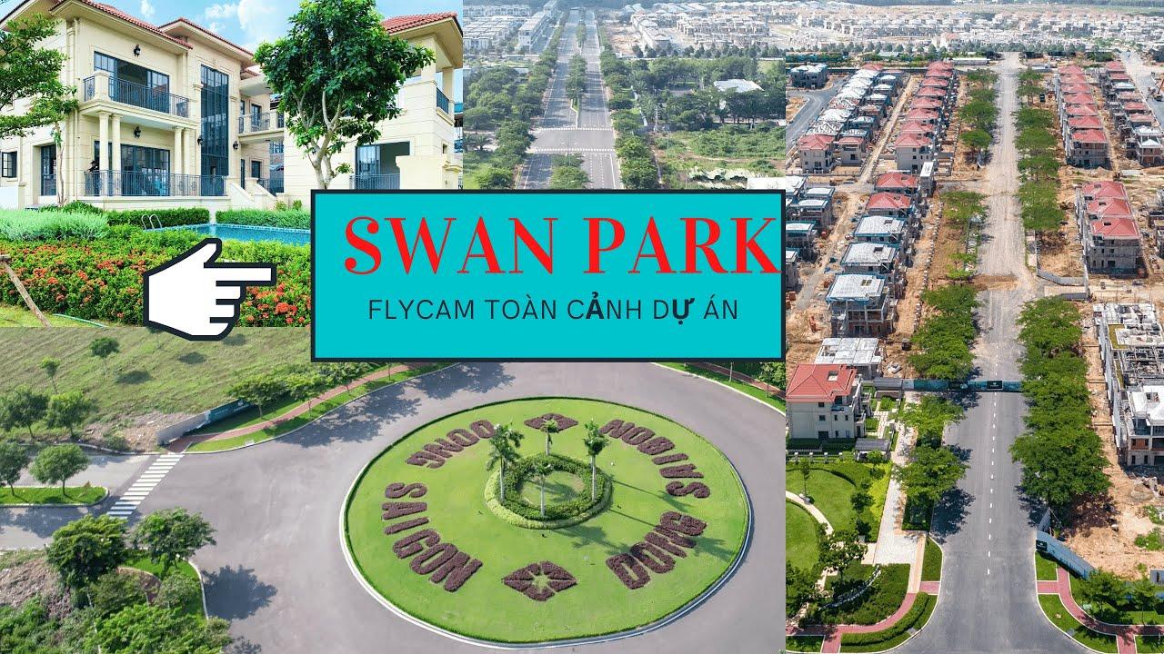Toàn cảnh dự án Swan Park Nhơn Trạch | Biệt thự sân vườn giá chỉ 22tr/m2 (VAT) | Review Bất Động Sản