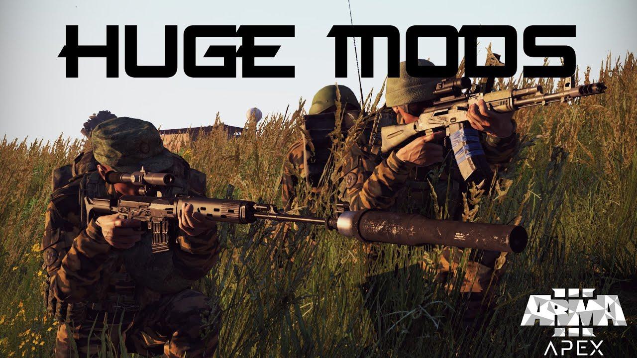 How to make mod arma3