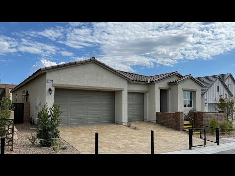 Luxury Single Story Homes For Sale Skye Canyon - Montrose by Toll Brothers | Clavel | 2,164sf  564k+