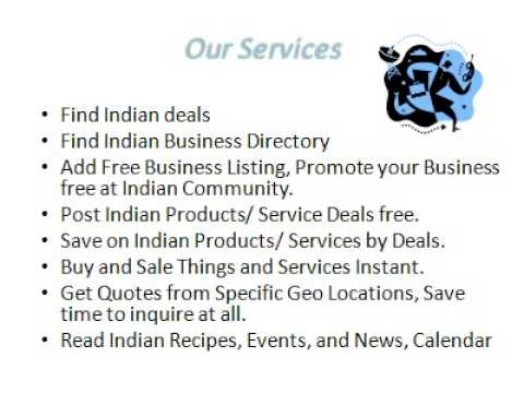 Indian Business Directory, Deals & Blog Australia