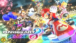 Mario Kart 8 Deluxe Splatoon 2 Overview Trailer - Nintendo Switch